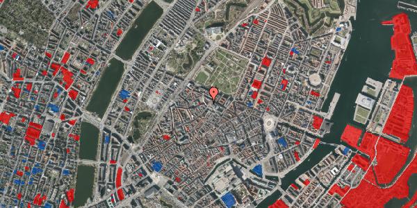 Jordforureningskort på Landemærket 27, 1. tv, 1119 København K