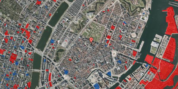 Jordforureningskort på Landemærket 29, 4. , 1119 København K