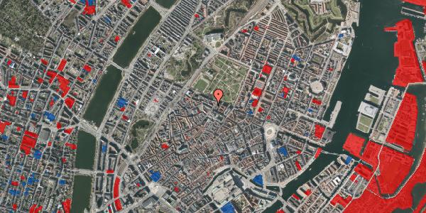 Jordforureningskort på Landemærket 43, 1119 København K