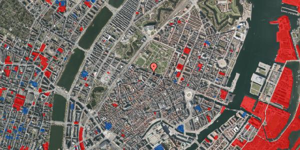 Jordforureningskort på Landemærket 53, 1119 København K
