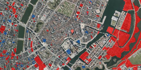 Jordforureningskort på Lille Kirkestræde 5, st. th, 1072 København K