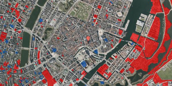 Jordforureningskort på Lille Kirkestræde 8, 2. , 1072 København K