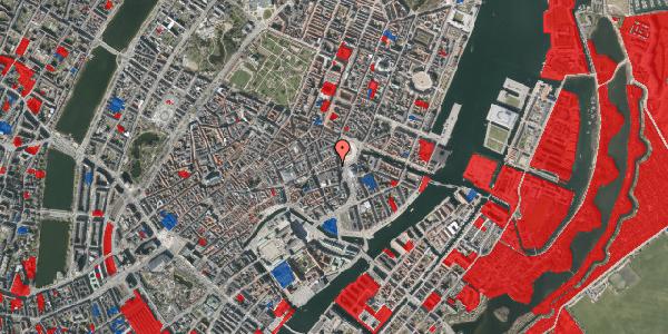 Jordforureningskort på Lille Kongensgade 4, 3. th, 1074 København K
