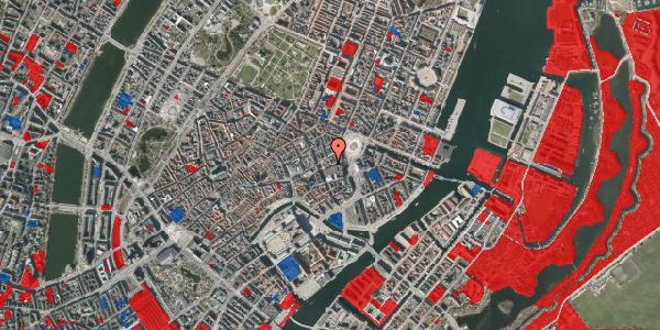 Jordforureningskort på Lille Kongensgade 16, st. th, 1074 København K