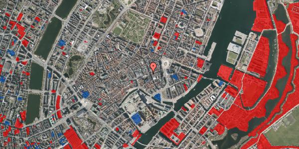 Jordforureningskort på Lille Kongensgade 32, 5. , 1074 København K