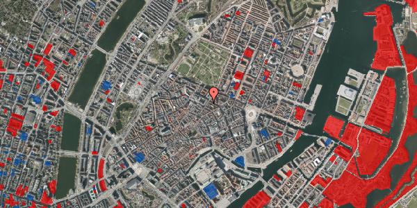Jordforureningskort på Møntergade 10A, 2. , 1116 København K