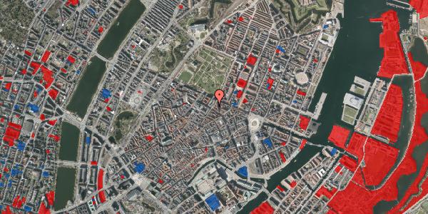 Jordforureningskort på Møntergade 20, st. , 1116 København K