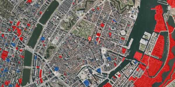 Jordforureningskort på Møntergade 22, 3. tv, 1116 København K