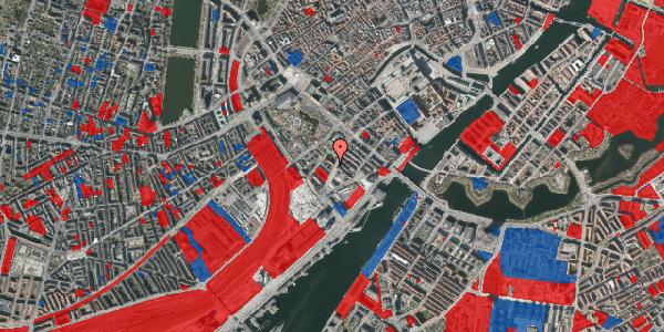 Jordforureningskort på Niels Brocks Gade 4, 2. tv, 1574 København V