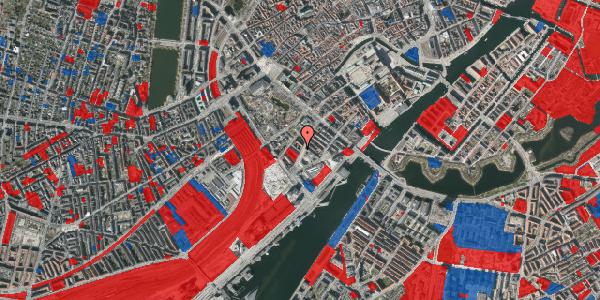 Jordforureningskort på Niels Brocks Gade 6, 4. tv, 1574 København V