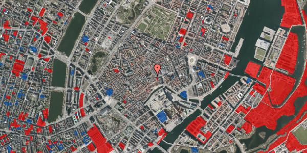 Jordforureningskort på Niels Hemmingsens Gade 1, st. 1, 1153 København K
