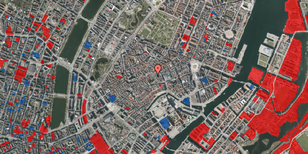 Jordforureningskort på Niels Hemmingsens Gade 20, st. th, 1153 København K