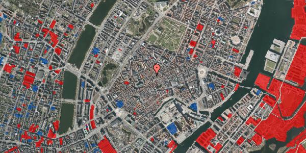 Jordforureningskort på Niels Hemmingsens Gade 23, 3. , 1153 København K