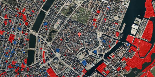Jordforureningskort på Niels Hemmingsens Gade 24, st. , 1153 København K
