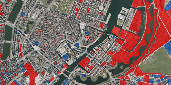 Jordforureningskort på Niels Juels Gade 7, 1. , 1059 København K