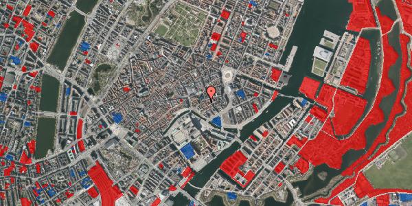 Jordforureningskort på Nikolajgade 18, st. , 1068 København K