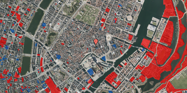 Jordforureningskort på Nikolaj Plads 24, st. , 1067 København K