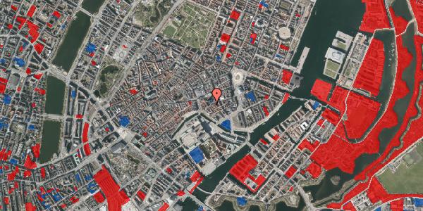 Jordforureningskort på Nikolaj Plads 27, st. , 1067 København K