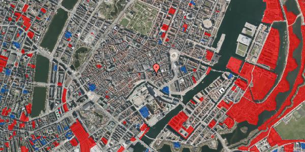 Jordforureningskort på Nikolaj Plads 32, 3. , 1067 København K