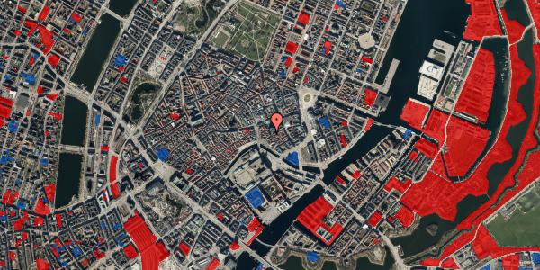 Jordforureningskort på Nikolaj Plads 34, kl. 6, 1067 København K