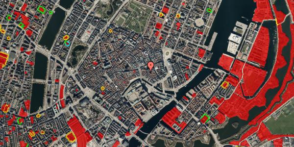 Jordforureningskort på Nikolaj Plads 34, kl. 9, 1067 København K