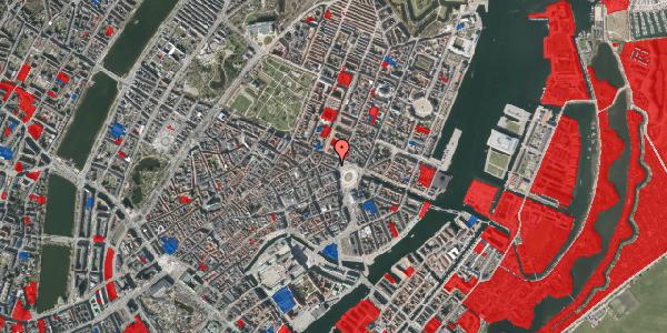 Jordforureningskort på Ny Adelgade 2, 3. , 1104 København K