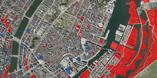 Jordforureningskort på Ny Adelgade 3, 3. th, 1104 København K