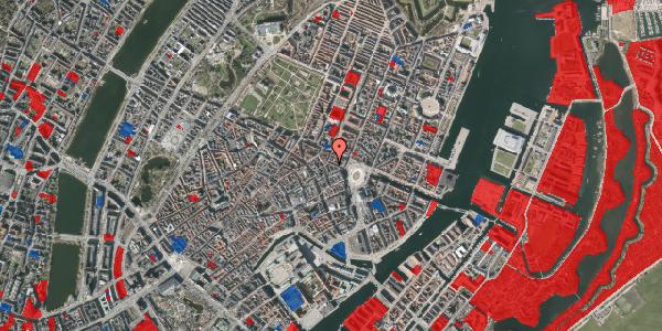 Jordforureningskort på Ny Adelgade 5A, 3. tv, 1104 København K