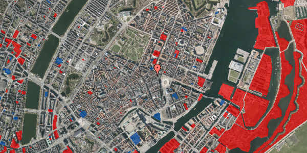 Jordforureningskort på Ny Adelgade 7, 2. th, 1104 København K