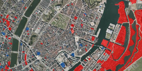 Jordforureningskort på Ny Adelgade 12, 4. tv, 1104 København K