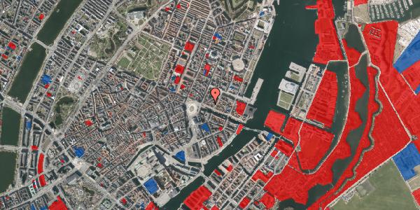 Jordforureningskort på Nyhavn 9A, 1. , 1051 København K