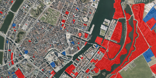 Jordforureningskort på Nyhavn 14, 2. , 1051 København K