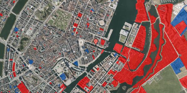 Jordforureningskort på Nyhavn 16, 1. , 1051 København K