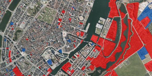 Jordforureningskort på Nyhavn 22, st. , 1051 København K