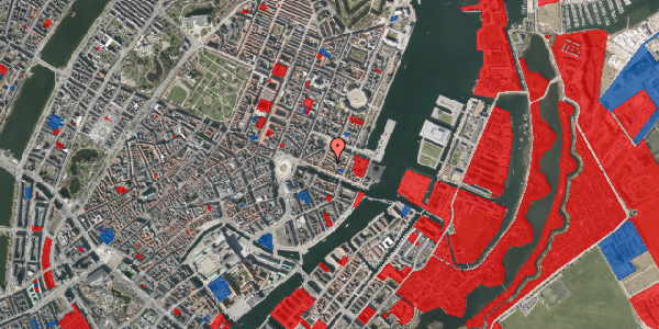 Jordforureningskort på Nyhavn 31D, st. , 1051 København K