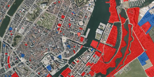 Jordforureningskort på Nyhavn 31F, 2. th, 1051 København K