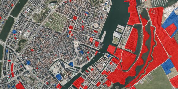 Jordforureningskort på Nyhavn 31K, 1. , 1051 København K
