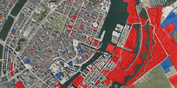 Jordforureningskort på Nyhavn 37A, st. , 1051 København K