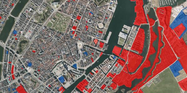 Jordforureningskort på Nyhavn 37, 1. , 1051 København K