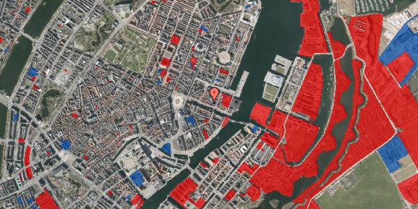 Jordforureningskort på Nyhavn 39, 1. , 1051 København K