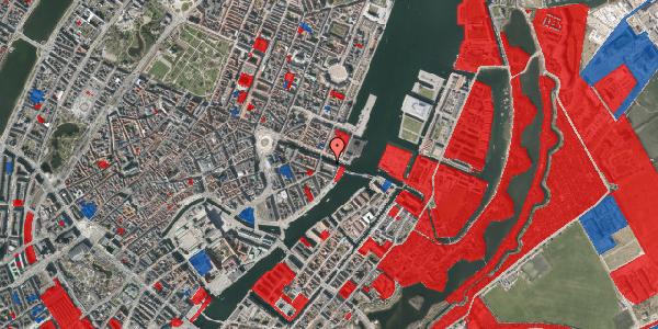 Jordforureningskort på Nyhavn 42A, 2. th, 1051 København K