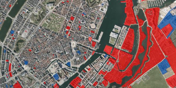 Jordforureningskort på Nyhavn 43B, kl. , 1051 København K