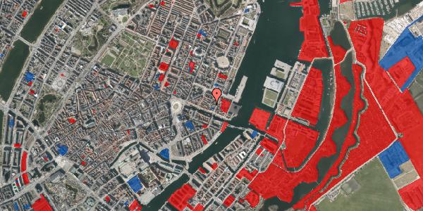 Jordforureningskort på Nyhavn 43B, st. , 1051 København K