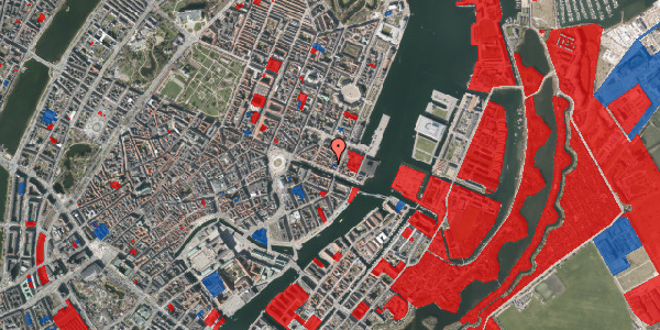 Jordforureningskort på Nyhavn 43C, kl. , 1051 København K