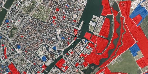 Jordforureningskort på Nyhavn 44, 1. , 1051 København K