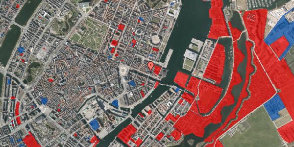 Jordforureningskort på Nyhavn 45, 1. , 1051 København K