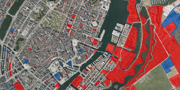 Jordforureningskort på Nyhavn 47, 1. , 1051 København K