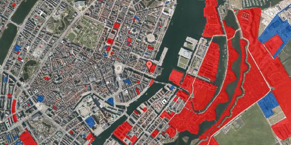 Jordforureningskort på Nyhavn 49A, 1051 København K