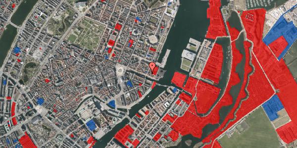 Jordforureningskort på Nyhavn 49C, 1. , 1051 København K