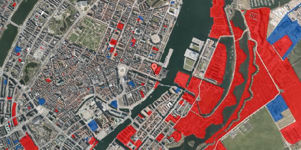 Jordforureningskort på Nyhavn 51, 1. , 1051 København K